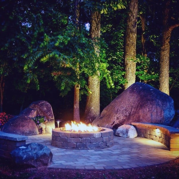 Landscaping Ideas For Fire Pits