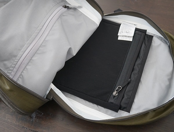 Laptop And Tablet Sleeve Backpack Interior Arcteryx Granville 16 Zip