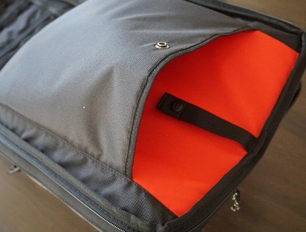Laptop Compartment Black Ogio Alpha Convoy 522s Travel Bag
