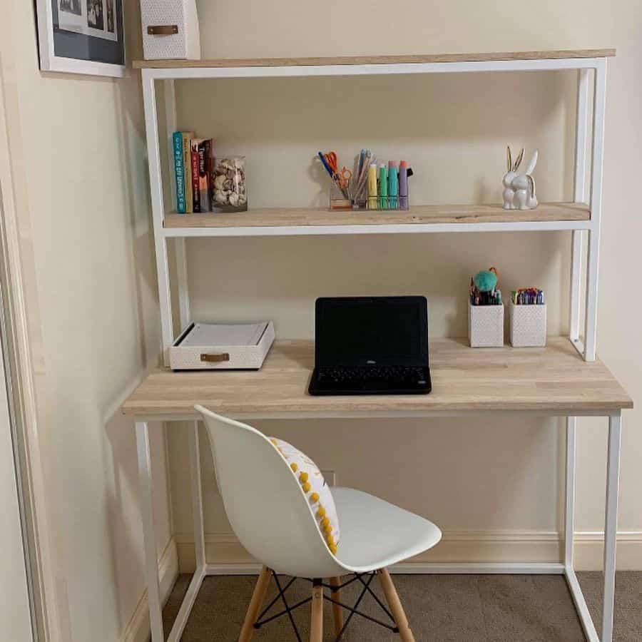 laptop desk setup ideas fabrite_fabrications