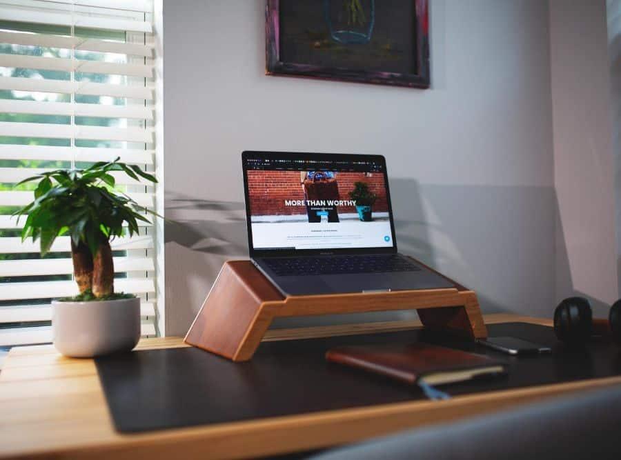 laptop desk setup ideas olpr.leather