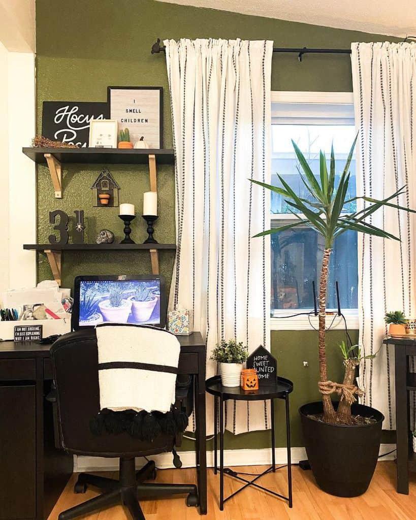 laptop desk setup ideas sunshine.and.lily
