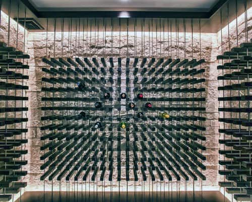 Large Bottle Storage Wine Cellar Ideas