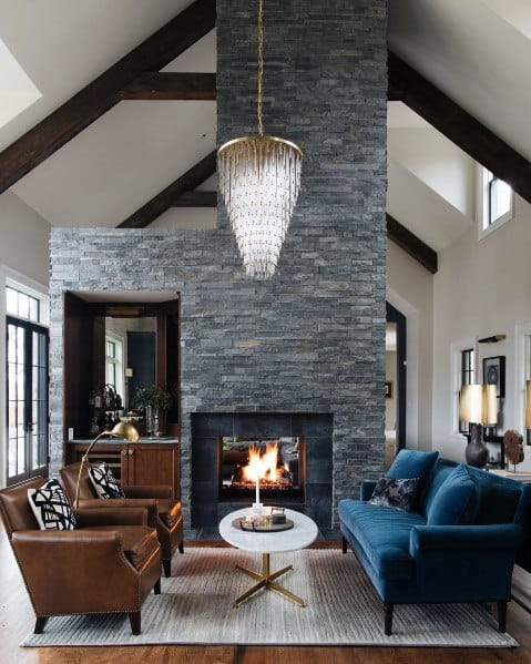 Large Crystal Chandelier Home Ideas Living Room Lighting