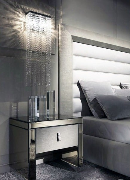 Large Crystal Wall Sconce Home Bedroom Lighting Ideas