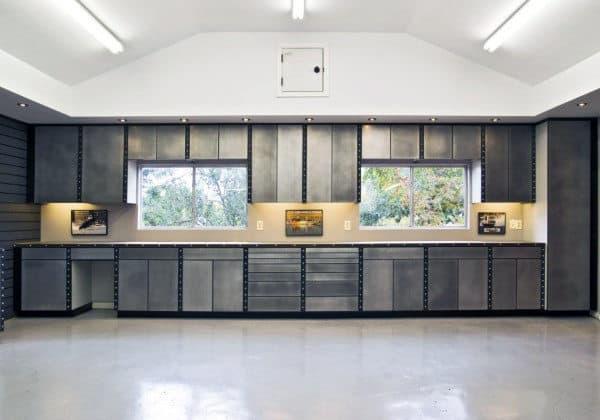 Large Garage Storage Ideas