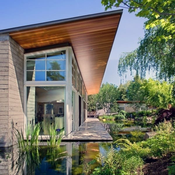 Large Pond Design Ideas