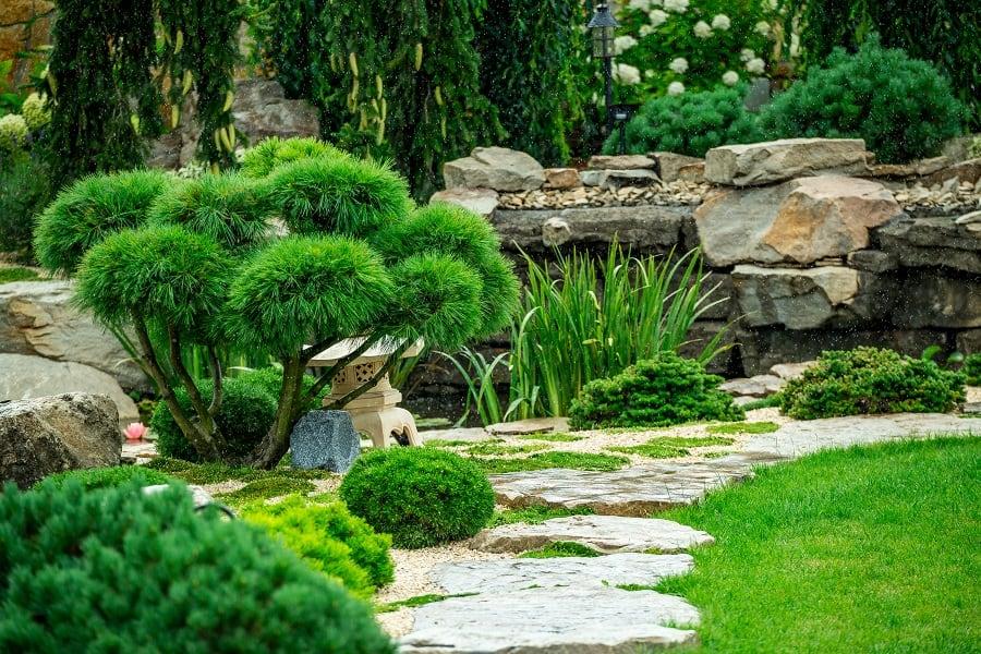 Large Landscaping Rocks Retaining Wall Ideas