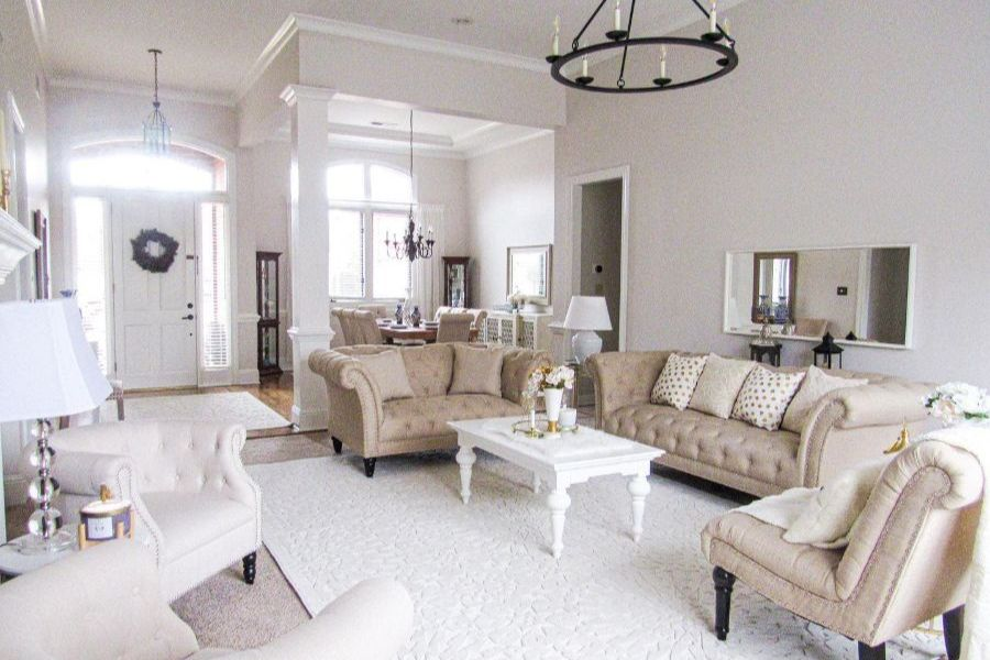 The Top 34 Large Wall Decor Ideas For Living Rooms – Interior Home and Design