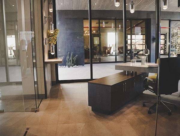 Las Vegas Nevada 2019 New American Home Home Office With Modern Sliding Windows
