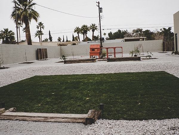 Las Vegas Nevada 2019 New American Remodel Backyard