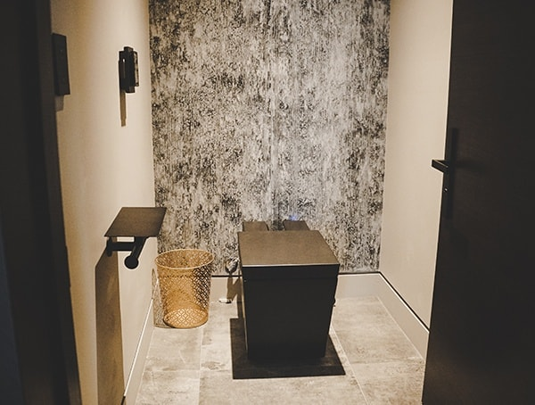 Las Vegas Nevada 2019 New American Remodel Master Bedroom Toilet