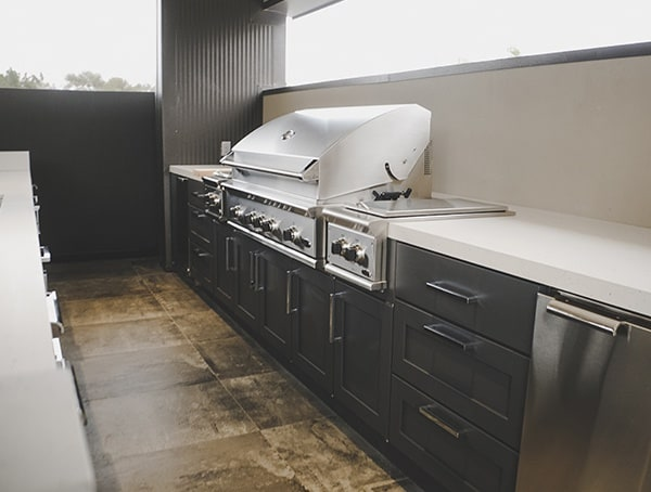 Las Vegas Nevada 2019 New American Remodel Outdoor Kitchen With Built In Grill