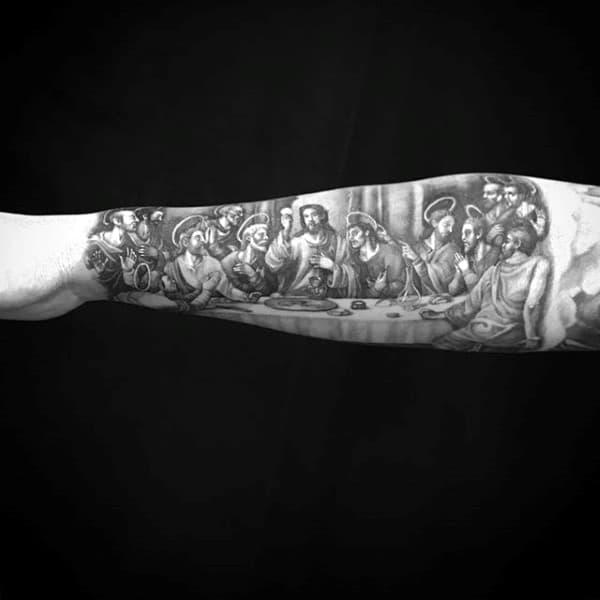 100 Religious Tattoos ...