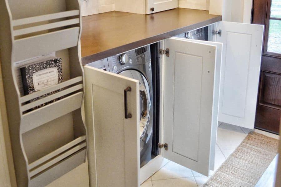 The Top 36 Laundry Closet Ideas – Interior Home and Design