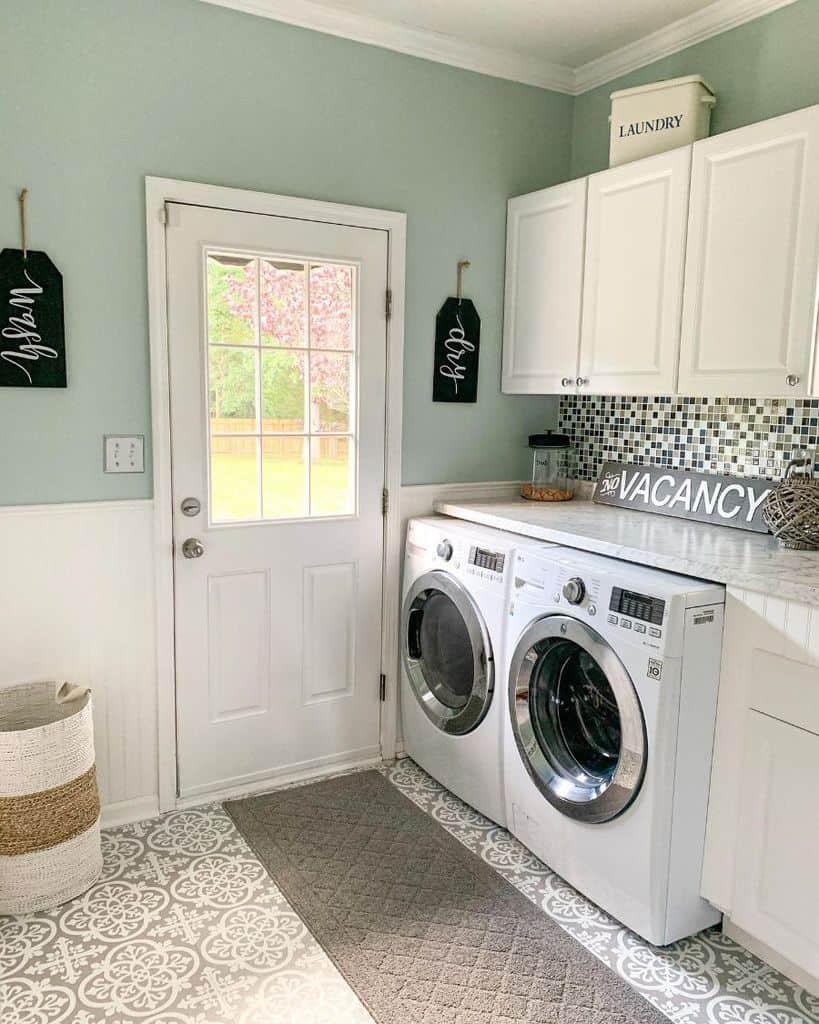 mud room laundry room cabinet christinestarfish
