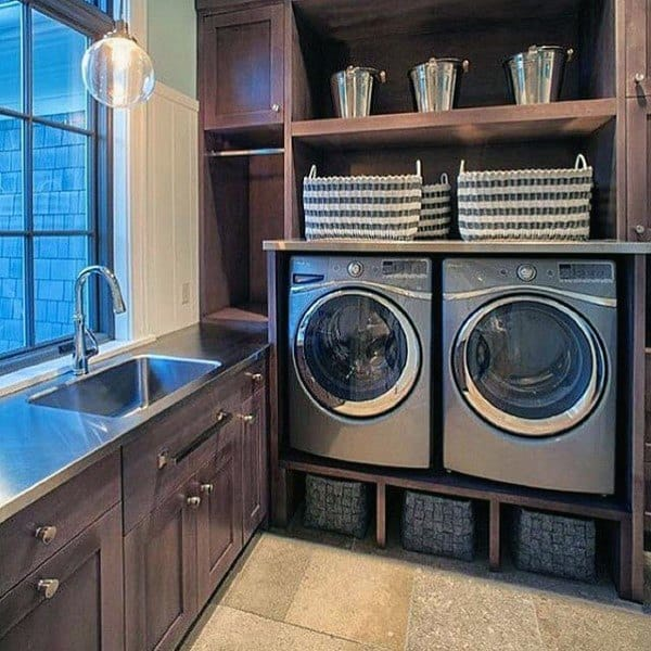 Mudroom Laundry Room Layout