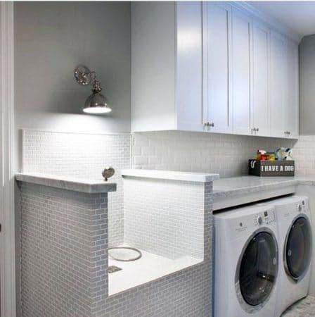 Top 50 Best Laundry Room Ideas - Modern And Modish Designs on Laundry Room Cabinet Ideas  id=95680