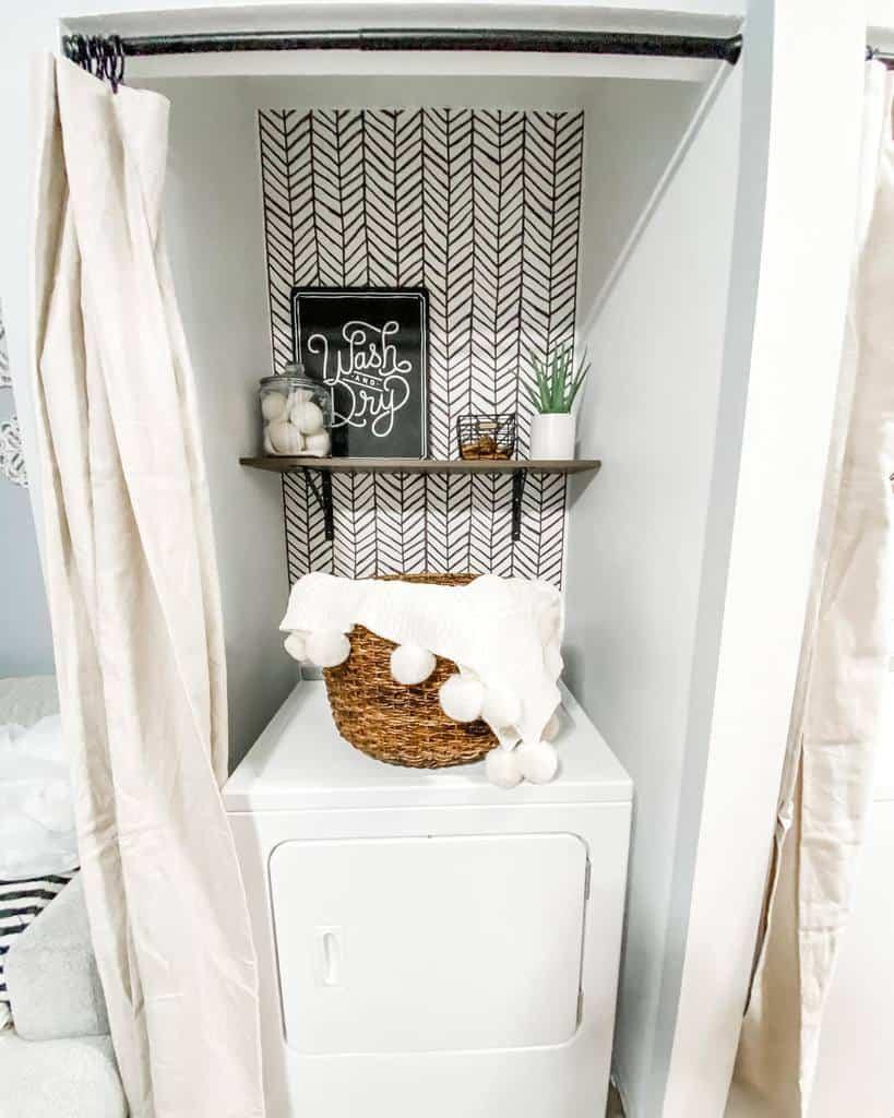 laundry room storage ideas ambernoellehomeinspirations