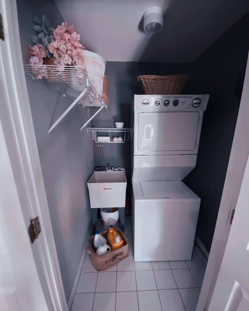 laundry room storage ideas boardsandbay