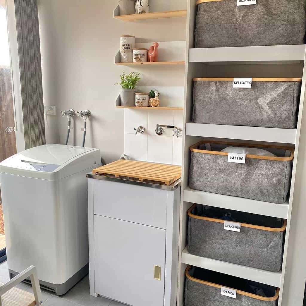 laundry room storage ideas kmarthackqueen