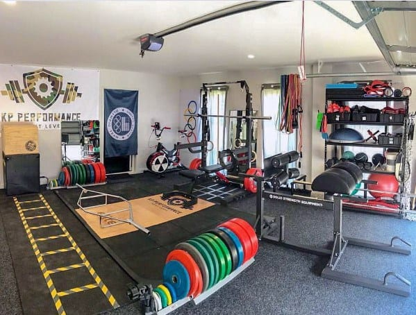 How to build an epic garage gym my journey rx