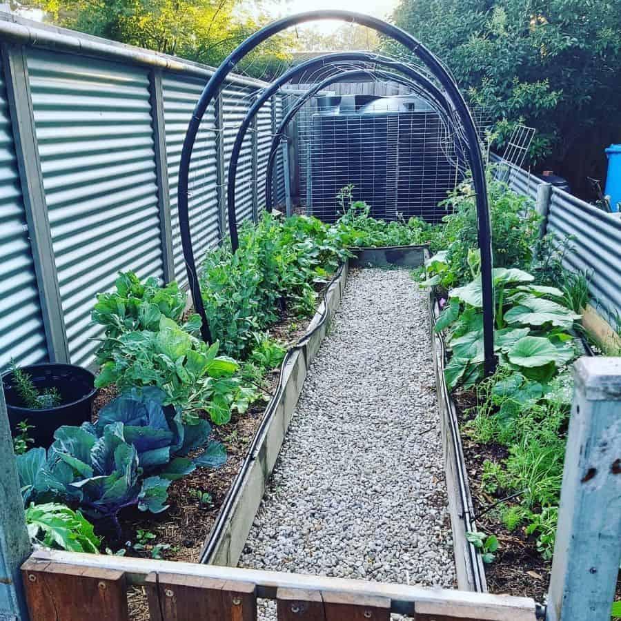 layout vegetable garden ideas naptimenigella