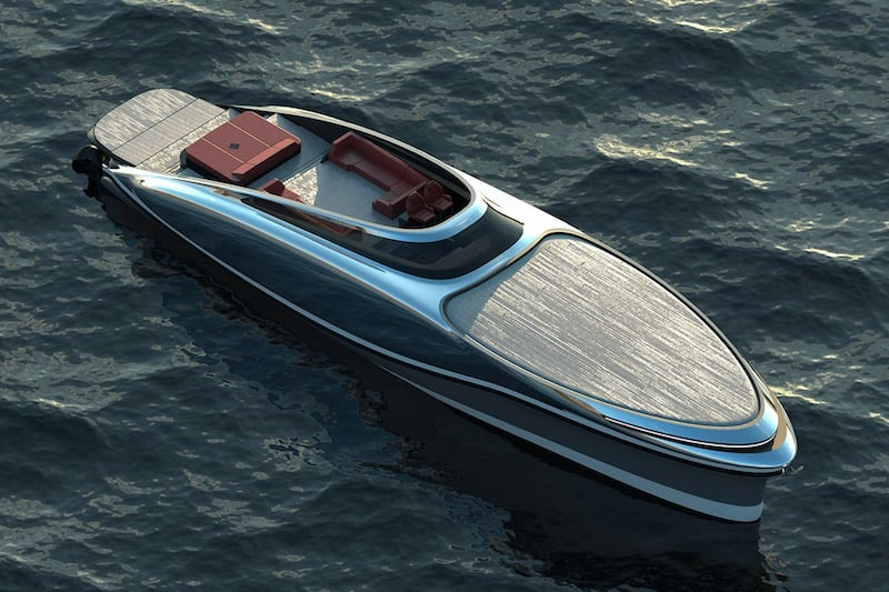 Sail Away on the Spacious and Near-Transparent Lazzarini Embryon Hyperboat