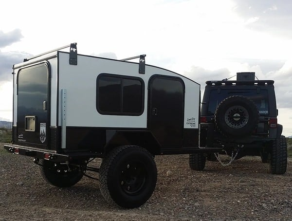 Lead Day Motorsports The Extreme Off Road Off Road Camper