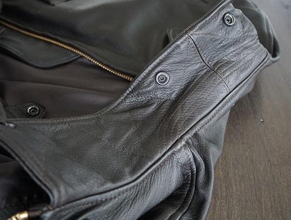 Leather Mens Cockpit Usa G 1 Flight Jacket Removing Top Fur Collar