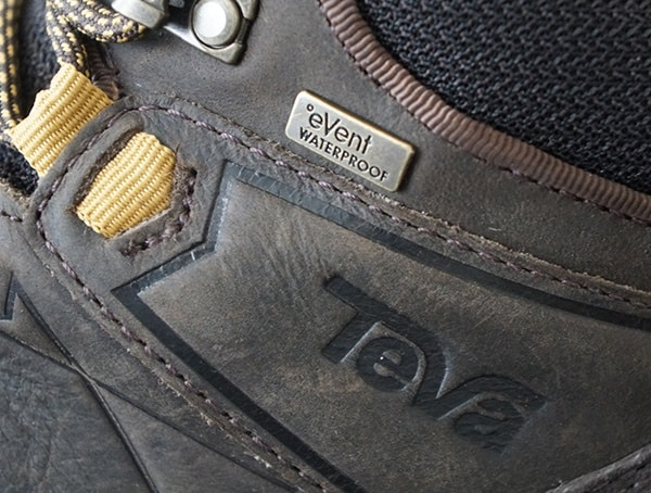 Leather Upper Teva Arrowood Riva Wp Mens Shoes