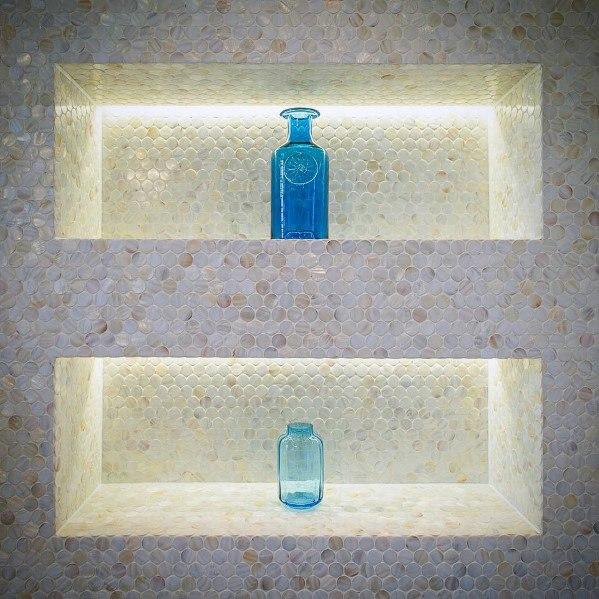 Bathroom Shower Niche Ideas