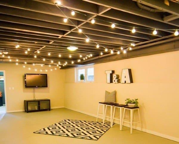 Led Lights For Basement