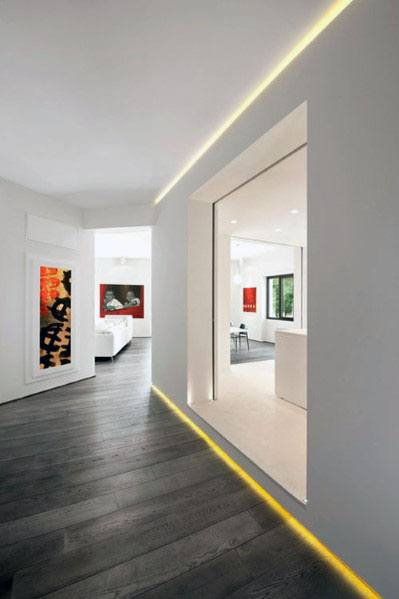 Led Modern Baseboard Ideas