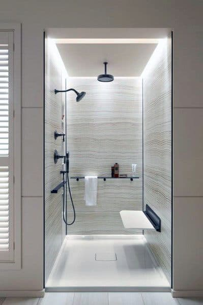 Led Shower Lighting Design Ideas