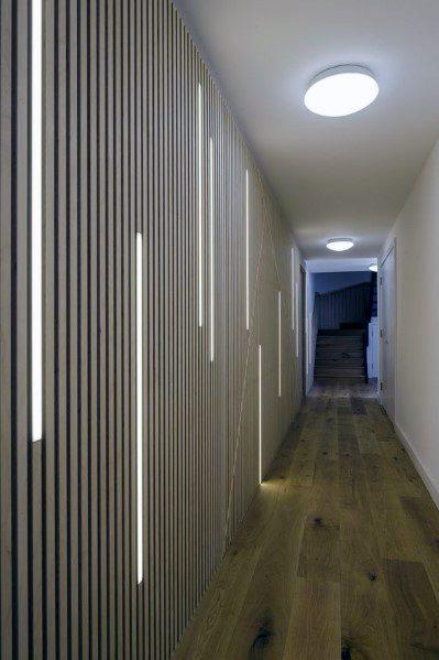 Led Wall Light Strips Home Hallway Lighting Ideas