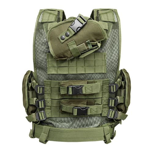 Lefright Tactical Car Seat Organizer