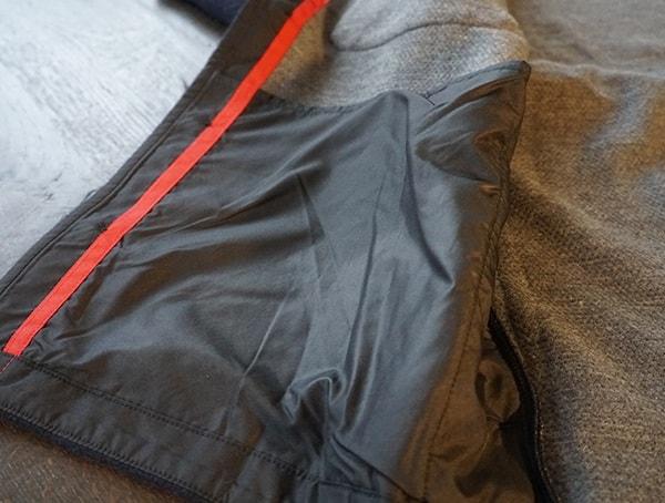 Left Side Inner Pocket Mens Topo Designs Wool Shirt