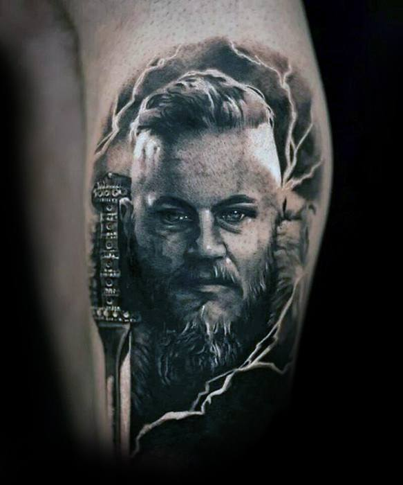 Ragnar Tattoo