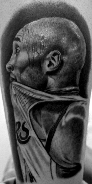 Leg Kobe Bryant Male Tattoos