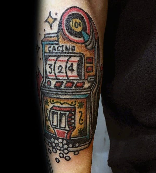 Slot Machine Tattoos