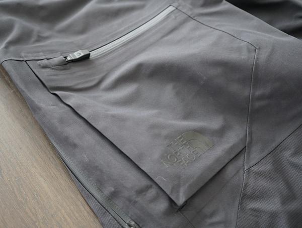 Leg Pocket Zippered The North Face Fuse Brigandine Mens Bib
