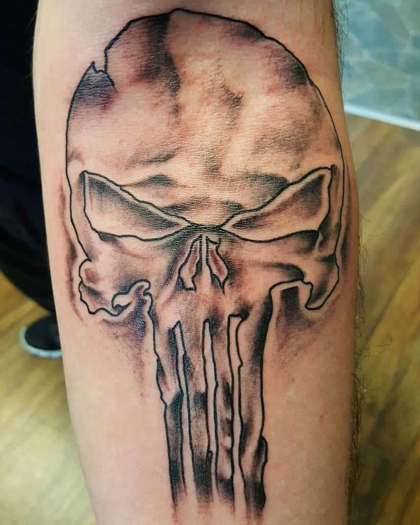 leg punisher skull knoxvillan865