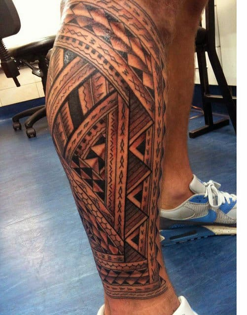 Top 75 Best Leg Tattoos For Men , Sleeve Ideas And Designs