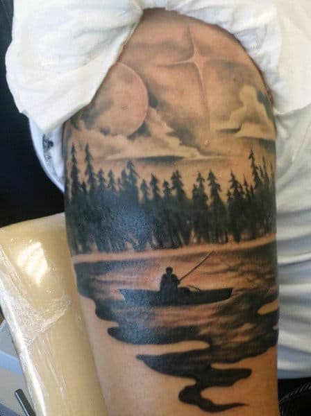 Top 73 Fishing Tattoo Ideas 2020 Inspiration Guide