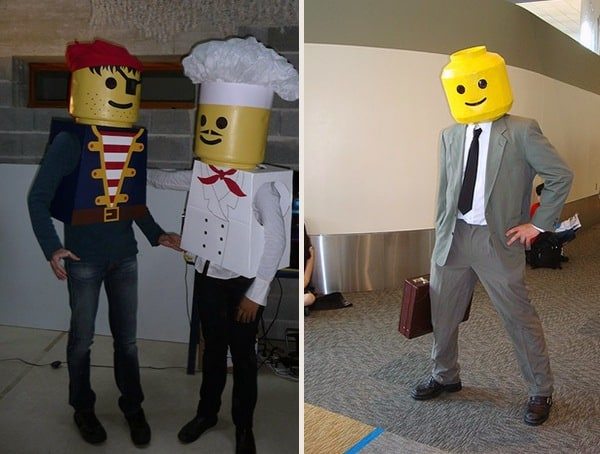 Lego Best Guys Halloween Costume Ideas