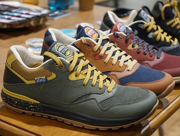 Lems Mens Running Hiking Shoes