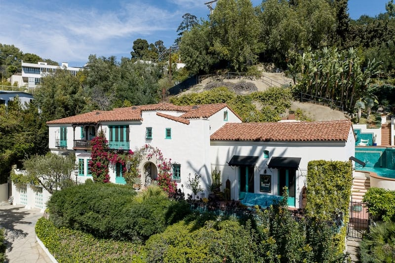 Take a Tour of Leonardo DiCaprio's $7.1 Million L.A. Mansion