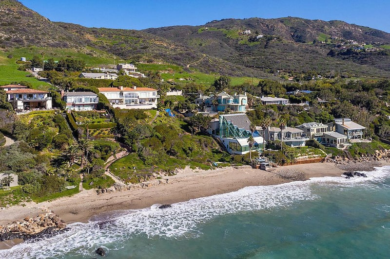 Leonardo DiCaprio Lists Carbon Beach House and Adds $13.8 Million Malibu Abode to Collection