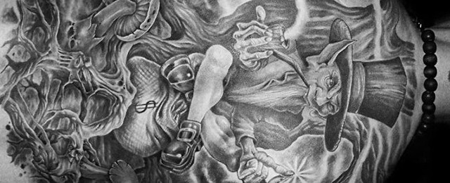 50 Leprechaun Tattoo Designs For Men – Irish Folklore Ink Ideas
